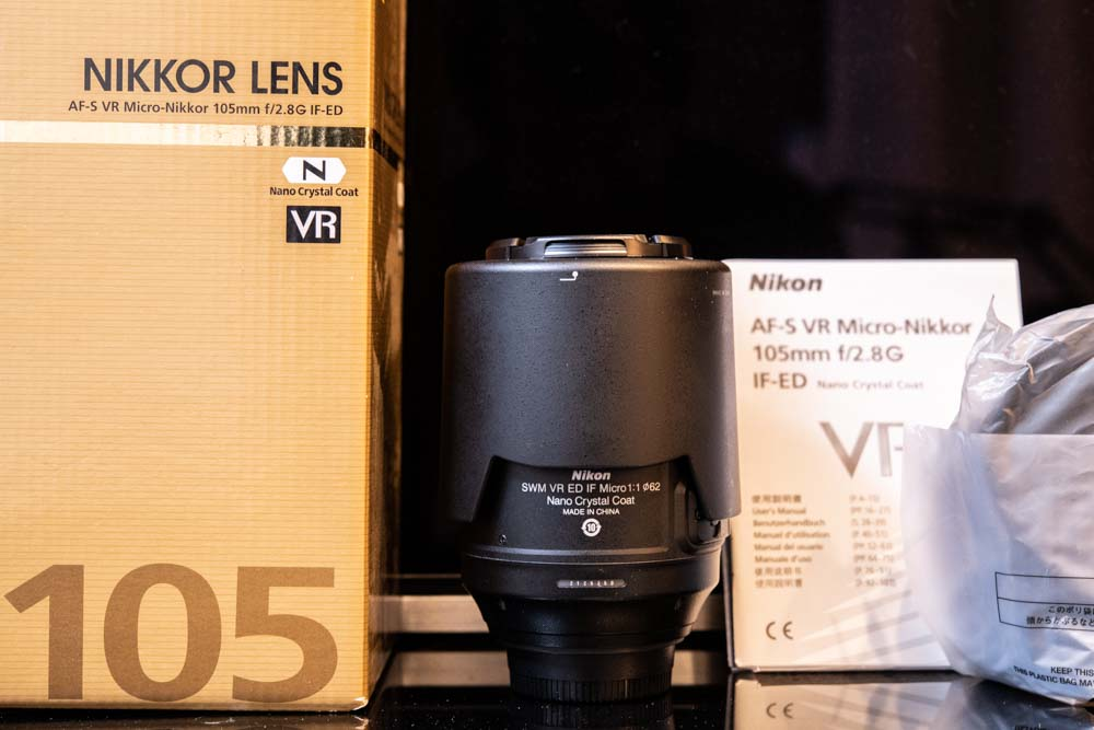 【衝撃】レンズが人と人を繋げる!?AF-S VR Micro-Nikkor 105mm f2.8を売ってもらった話
